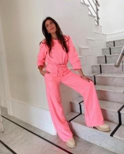 Conjunto Pink Neon Mais Um