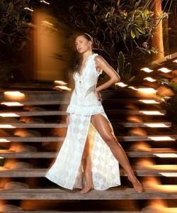 Vestido Suzana Cloude