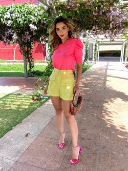 Blusa Linha Pink Aqurella