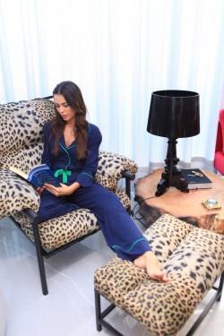 Pijama Marinho Cloude