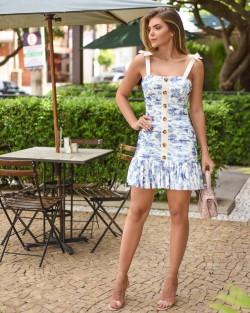 Vestido Adriana Cloude