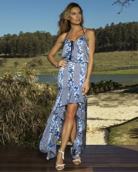 Vestido Davina Raizz