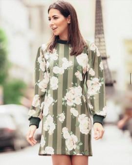 Vestido Floral Blessed