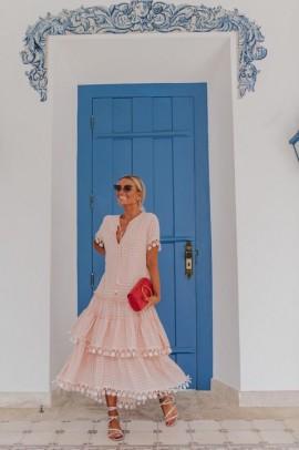 Vestido Midi Blessed Store