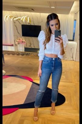 Calça Jeans Hannah Cloude