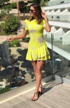 Vestido Lisa Cloude