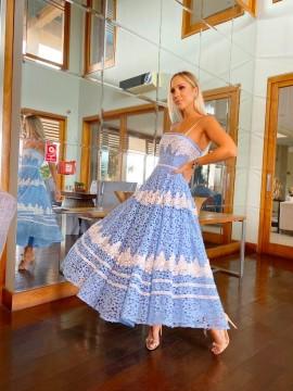Vestido Irene Cloude