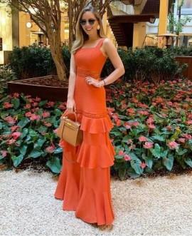 Vestido Gabriela Amíssima