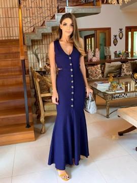 Vestido Katarina Aquarella