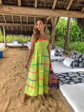Vestido Lima Aquarella