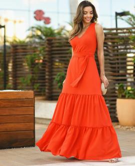 Vestido Raquel Longo Sophie & CO