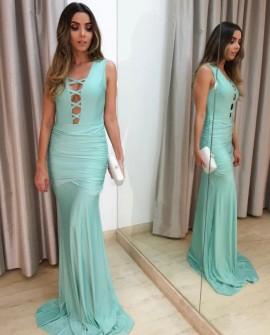Vestido Ione Aquarella