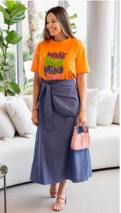 T- shirt Sabrina D´teliê