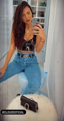 Calça Jeans Nina Cloude