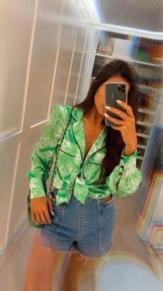 Camisa Lana Cloude