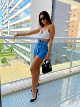 Short Jeans Nina Cloude